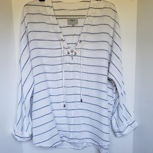 Rails Lily Positano Stripe Top